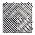 Freeflow® - Garage Flooring Tiles -Pack of 24, Multiple Colors Available
