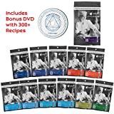 Modernist Cuisine Experimentation Kit [12 Popular Ingredients + 300 Bonus Recipes CD] - 600g (Molecular Gastronomy)