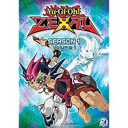 Yu-Gi-Oh! Zexal Season 1, Volume 1