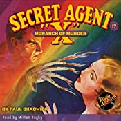 Secret Agent X #17: The Monarch of Murder | Paul Chadwick