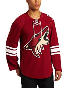 NHL Phoenix Coyotes Authentic Jersey, Red, 52