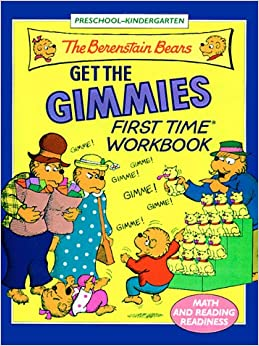 The berenstain bears and too much junk food book