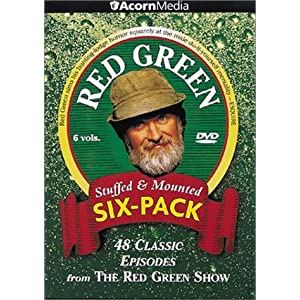 Red Green Stuffed and Mounted Six Pack movie