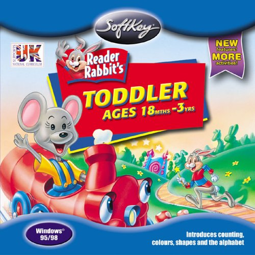 Reader Rabbit: Toddler (18mths - 3yrs)