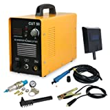 BBBuy Plasma Cutter CUT-50 Electric DC Digital Inverter 50AMP Welder Cutting 110/220V Dual Voltage Machine