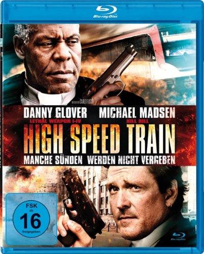 High Speed Train - Manche Sünden werden nicht vergeben [Blu-ray]
