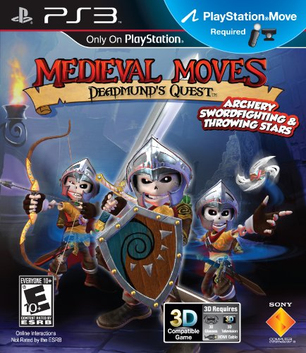Medieval Moves: Deadmund's Quest - Playstation 3 - 1