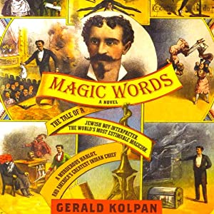 Magic Words Audiobook