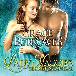 Lady Maggie's Secret Scandal Audiobook