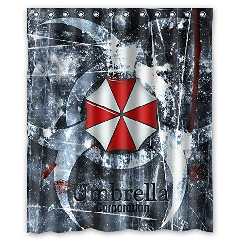 dream-ausserhalb-resident-evil-umbrella-corporation-custom-duschvorhang-1524-cm-w-x-1829-cm-h