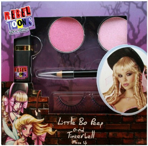 Little Bo Peep and Tinker Bell make up Kit - Rebel Toon Costume Accessory