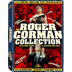Roger Corman Collection (Bloody Mama / A Bucket of Blood / The Trip / Premature Burial / The Young Racers / The Wild Angels / Gas-s-s / X) (1967)