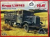 ICM 1/35 Krupp L3H163 Truck