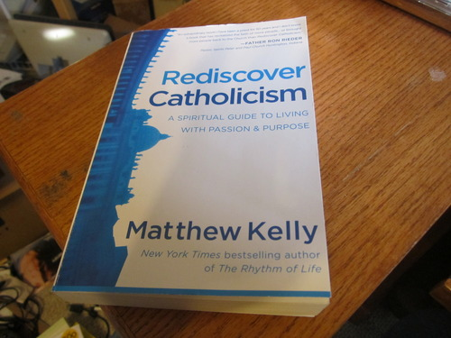 Rediscover Catholicism Discussion Guide - stannavon.org