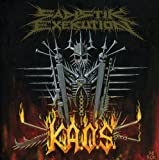 K.A.O.S. by SADISTIK EXEKUTION (2007-02-19)