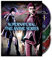 Supernatural The Anime Series from Warner Home Video