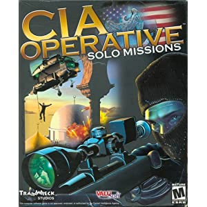 C.I.A. Operative Solo Missions - 64Mb Only