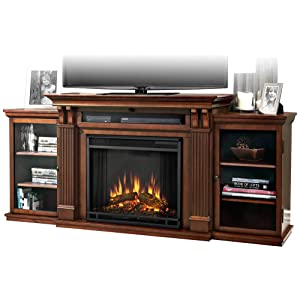 Real Flame Ashley Entertainment Center width=