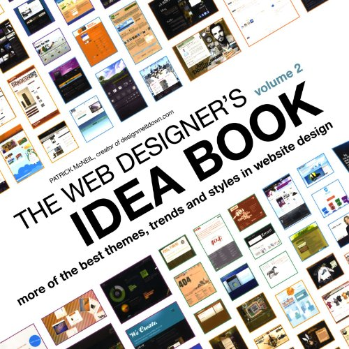 The Web Designer's Idea Book, Vol. 2: More of