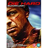 Die Hard Quadrilogy - Die Hard/Die Hard 2/Die Hard With A Vengeance/Die Hard 4.0 [DVD]by Jeremy Irons