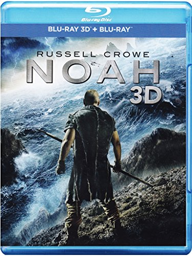 Noah (2D+3D) [3D Blu-ray] [IT Import]