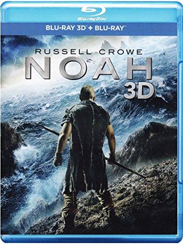 Noah(2D+3D) [3D Blu-ray] [IT Import]