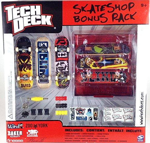 Tech Deck Blind SK8 Shop Bonus Pack Reaper Creager (Tech Deck Sk8 Shop Bonus Pack compare prices)