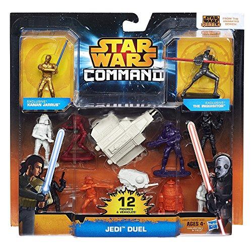 Star Wars Rebels Jedi Duel Set