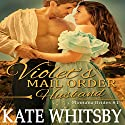 Violet's Mail Order Husband: Montana Brides, Book 1 Audiobook by Kate Whitsby Narrated by Dave Wright