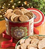 Nyakers Sweet, Spicy Gingersnap Cookies