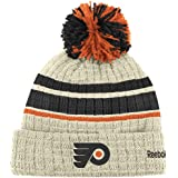 NHL Philadelphia Flyers Winter Classic Cuffed Knit Hat, Black, One Size Fits All