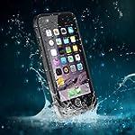 iPhone 6 Waterproof Case [New Version...