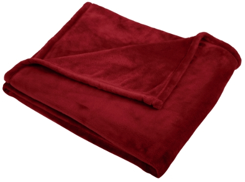 Red Throw Blankets