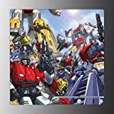 Transformers Cartoon Movie Vinyl