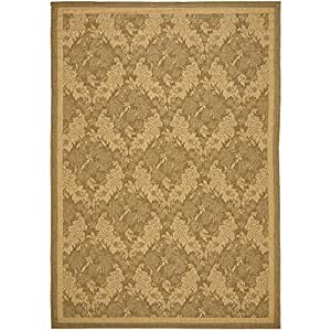 Amazon Safavieh Courtyard Collection CY6582 Gold and