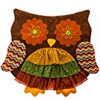 Brown Owl Chair Cover