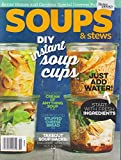 Better Homes and Gardens Soups & Stews Magazine 2015