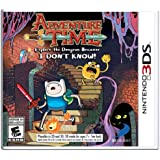 Adventure Time: Explore The Dungeon Because I don't Know - Nintendo 3DS