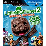 Little Big Planet 2: Special Edition - Playstation 3 ~ Sony Computer...