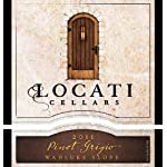 2011 Locati Cellars Wahluke Slope Pinot Grigio mL