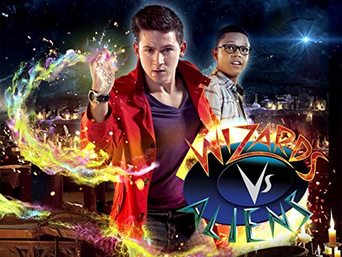 Wizards Vs Aliens on Amazon Prime Instant Video UK