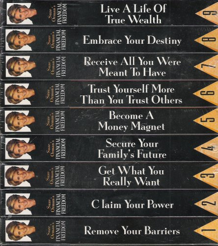 Financial Freedom: Creating True Wealth Now [9-VHS Video Set]