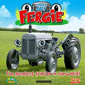 Amazon.com: Little Grey Fergie - The greatest tractor in