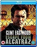 Escape from Alcatraz [Blu-ray] [1979] [Region Free]