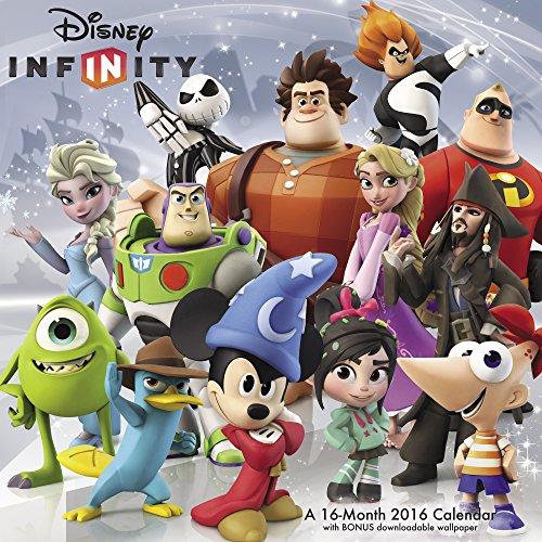Disney Infinity Wall Calendar (2016)