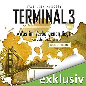 Was im Verborgenen liegt (Terminal 3 - Folge 9) Hörbuch