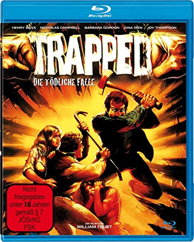 Trapped - Die tödliche Falle [Limited Edition] [Blu-ray]