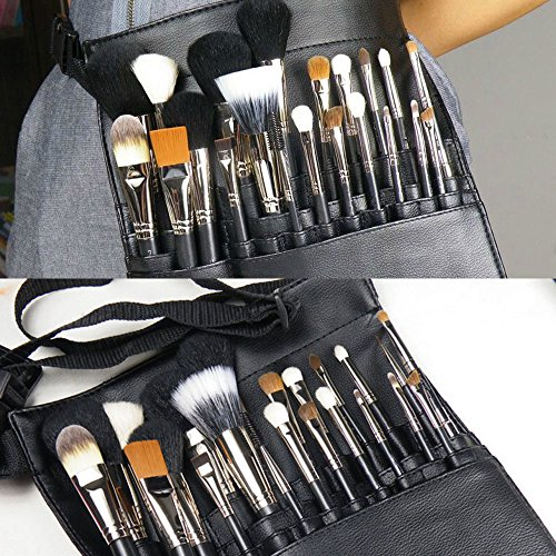 Makeup brush case