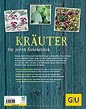 Image de Kräuter für jeden Geschmack: Über 400 Küchen-, Heil- und Wildkräuter für jeden Standort (GU Ga