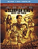 The Scorpion King 4: Quest for Power [Blu-ray]